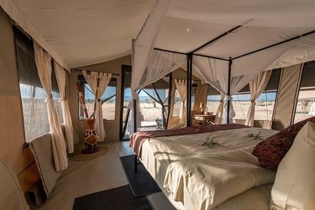 Lake Manyara Tortilis Camp Inside Tent