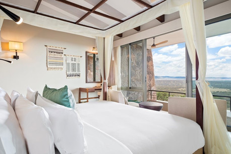 Melia Serengeti Lagoon View Room