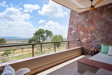 Melia Serengeti Lagoon View Balcony