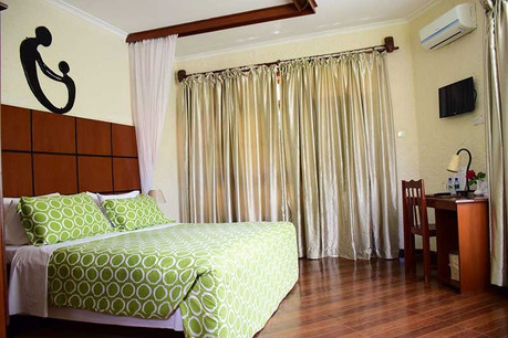 Arusha Planet Lodge Double Room