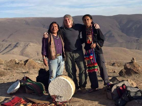 Petr a peruánští šamani