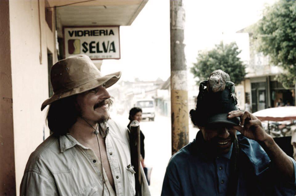 Petrovy začátky v Jižní Americe