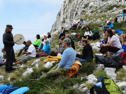 meditace v Chorvatsku
