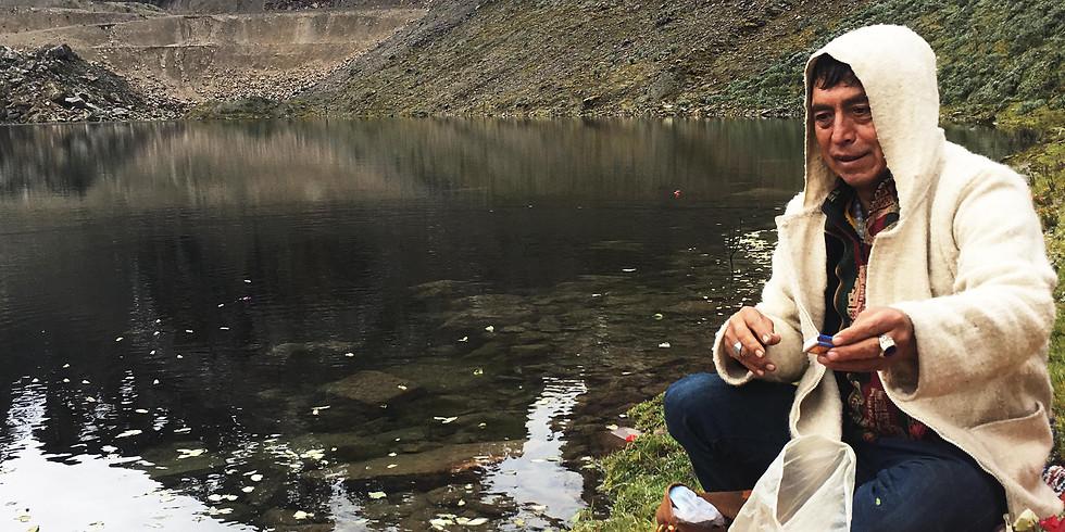Léčebná meditace + aktivace hojnosti s Donem Sergiem