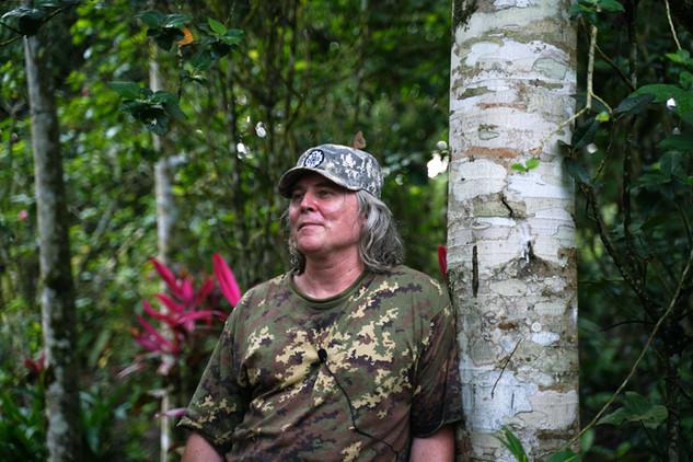 """Petr s """"Dračím stromem"""" Croton lechleri, zdrojem mocné Dračí krve"""