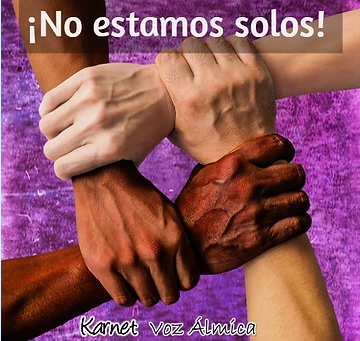 NO ESTÁS SOLO/A