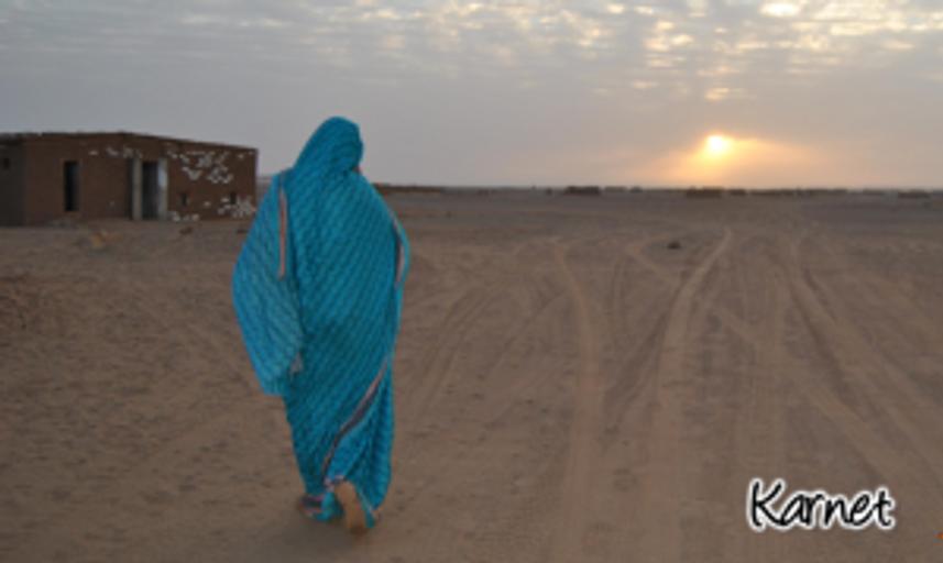 Campos de refugiados Saharauis - pisadas conscientes - voces álmicas