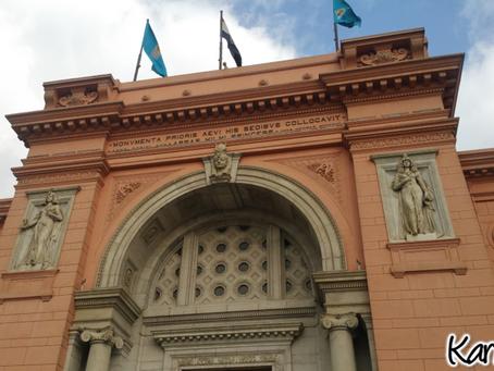 EGIPTO – Museo del Cairo