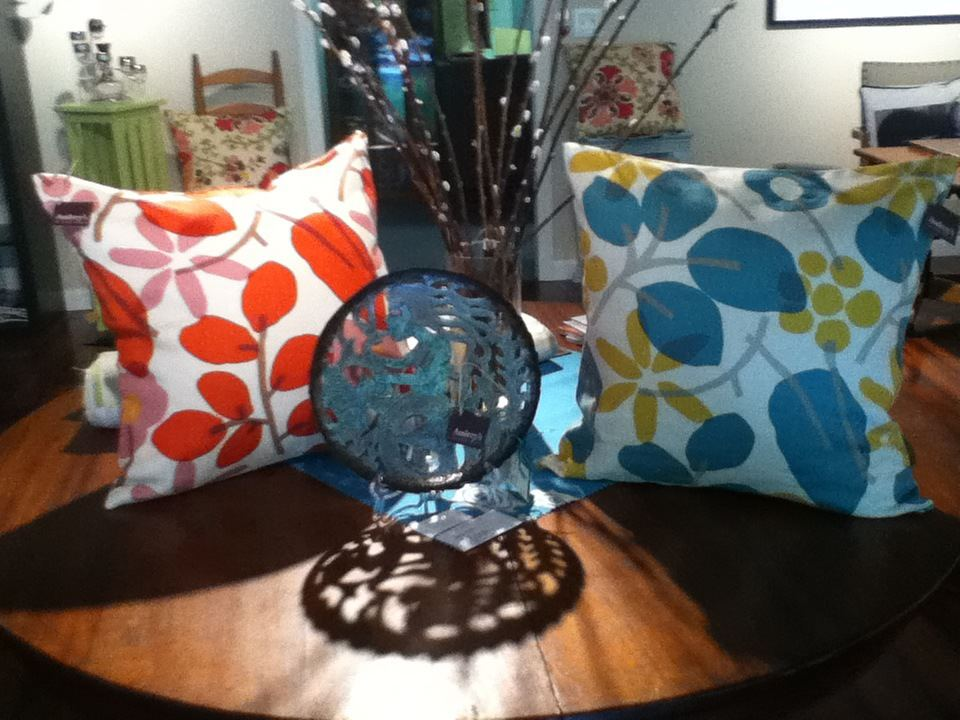 Custom Pillows made by Audrey