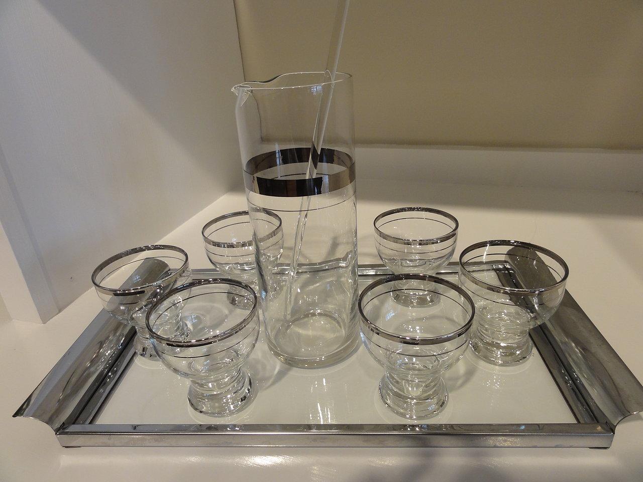 Blendo Vintage Glassware