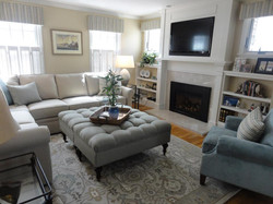 Living Room After/Audrey's Interiors