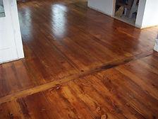 Antique Floor Restoration
