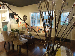 Inside Audrey's Interiors Studio