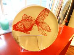 Thomas Paul Melanine Fish Dish