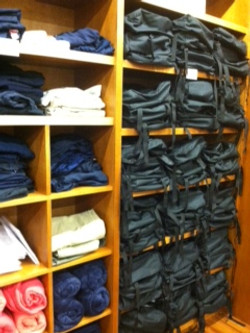 DC Child and Family Agency Backpack Donations