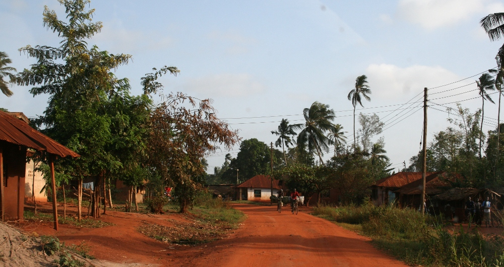 Village in the area