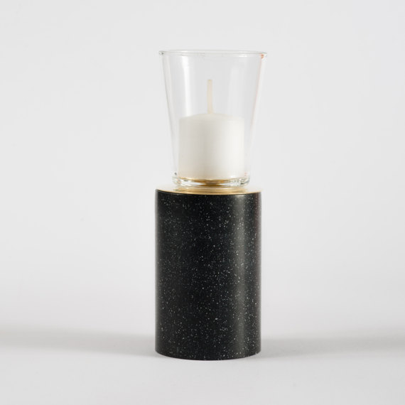 Black KAN (Candle Holder)