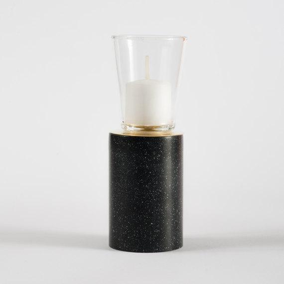 Black KAN (Candle Holder)