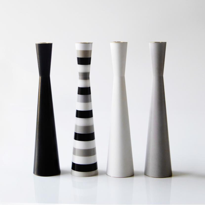 Can candle holders reflect my family and friends?