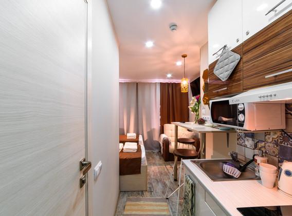 Апартаменты 2 категории Улучшенные 1 эт.