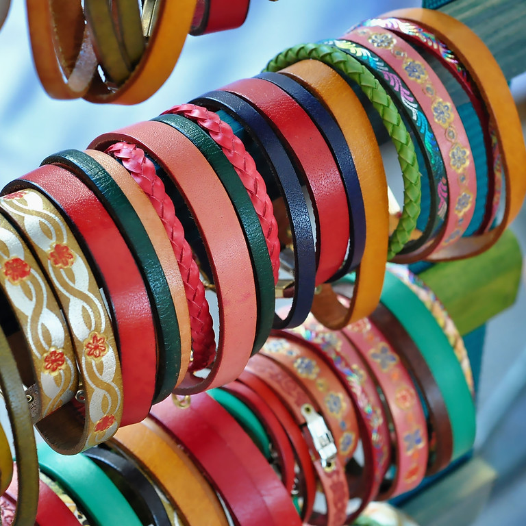 Jewelry Making w/Nakia ... Bracelets