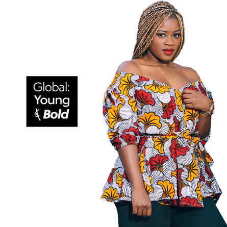 Global: Young and Bold