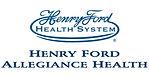 Henry Ford Allegiance Health Logo