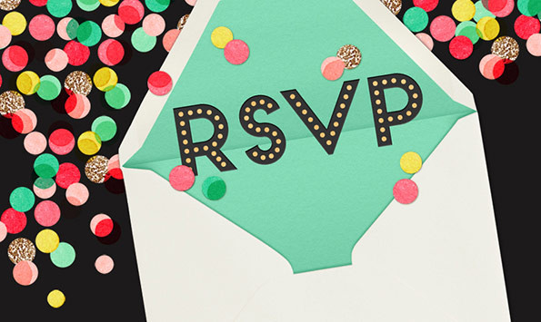 How to decline an invitation your already RSVP'd too