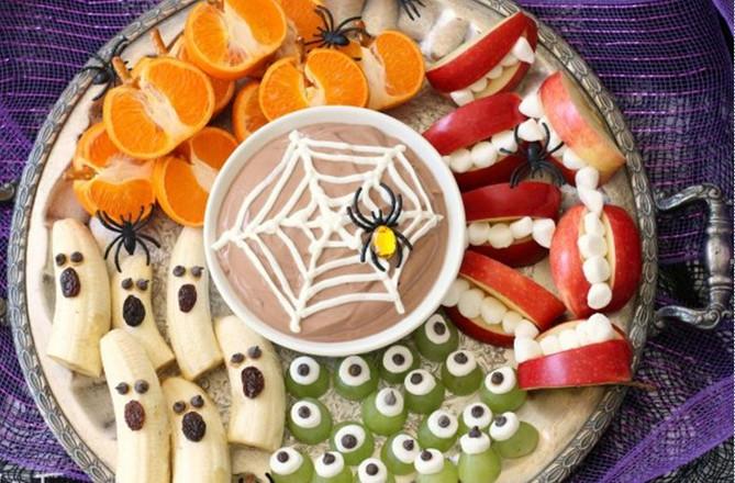 Easy, Healthy Halloween Appetizers