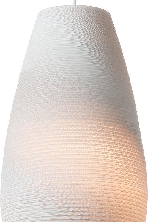 Graypants Drop 18 White | Ø : 25 cm