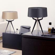 Tischlampe / modern / Stoff / innen