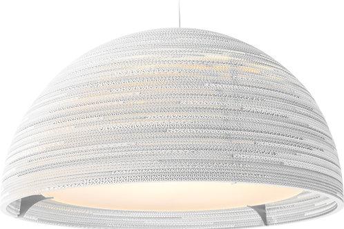 Graypants Dome36 White | Ø : 92 cm
