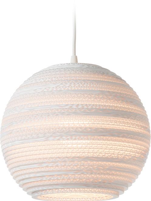 Graypants Moon 10 White | Ø : 26 cm