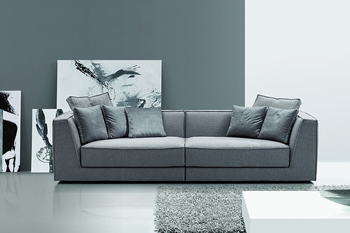 PARK |Einzelsofa mit 2 Armlehnen | B 220 cm