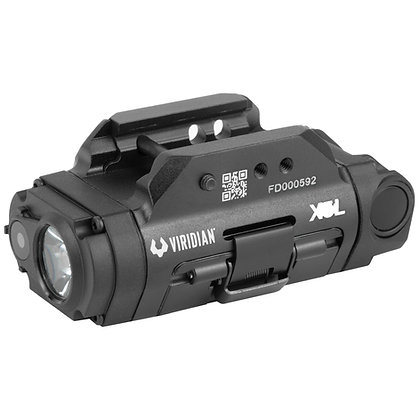 Viridian, X5L Gen 3 Green Laser WithLight