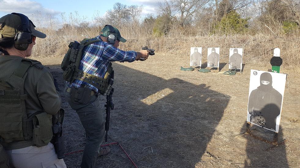 2 Gun Carbine to Handgun-3/20/21