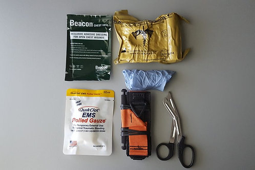 IMTK- Individual Medical Trauma Kit