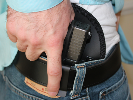 Texas Concealed & Open Carry