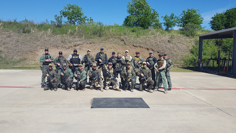 8 or 40 HR Critical Firearms & Tactics for Police 10/18-10/22 2021