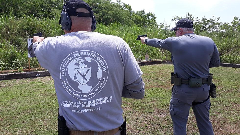 Advanced Handgun Skills-8/28/21
