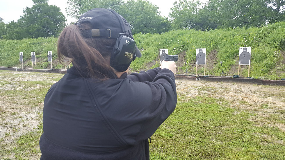 Ladies Basic Handgun Course-6/5/21