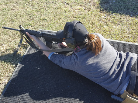 Ladies Basic AR-15 Carbine Course on 10/2/2021