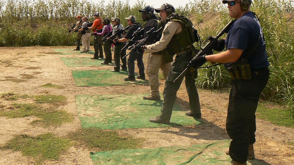 Critical Carbine AR-15 Level 1-6/12/21