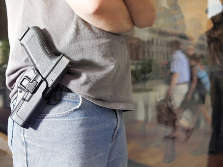 Should I get a Texas License to Carry?