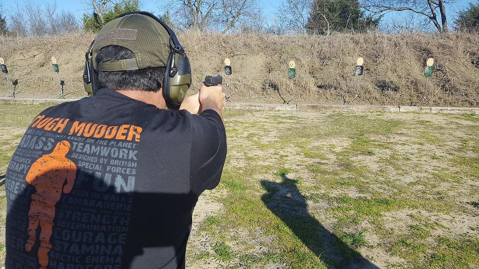 Critical Handgun Level 1-5/8/21