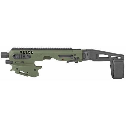 CAA, Micro, Handgun Conversion Kit, Fits Glock 17/19/19X/22/23/31/32/45- OD