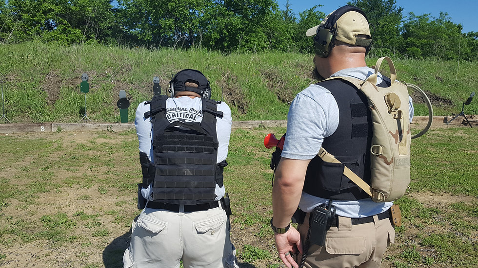 Active Shooter Armed Responder Course-5/25-5/29 2021