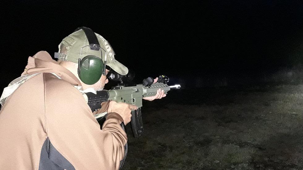 Tac Pistol Carbine Night Shoot-5/15/21