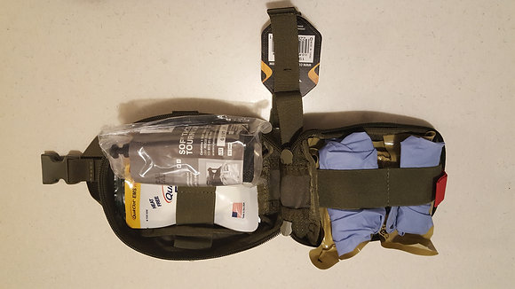 TMTK- Tactical Medical Trauma Kit
