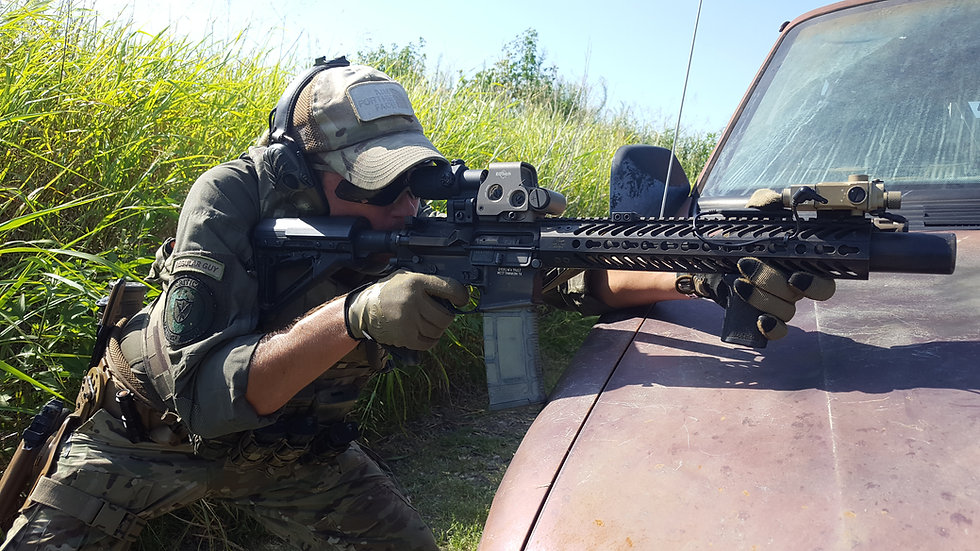 Tactical 2 Gun Shooting & Moving-5/13-5/15/21